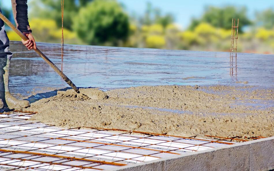 Støbning af betongulv på Sjælland | +20 års erfaring | Teigen ApS