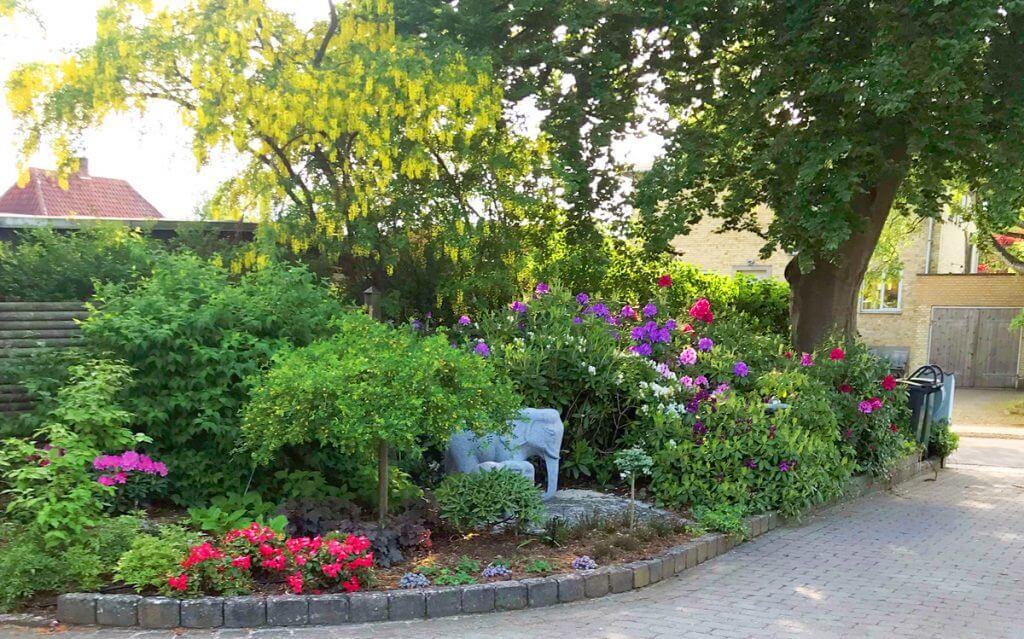 Haveanlæg på Sjælland | Din lokale anlægsgartner | Teigen ApS
